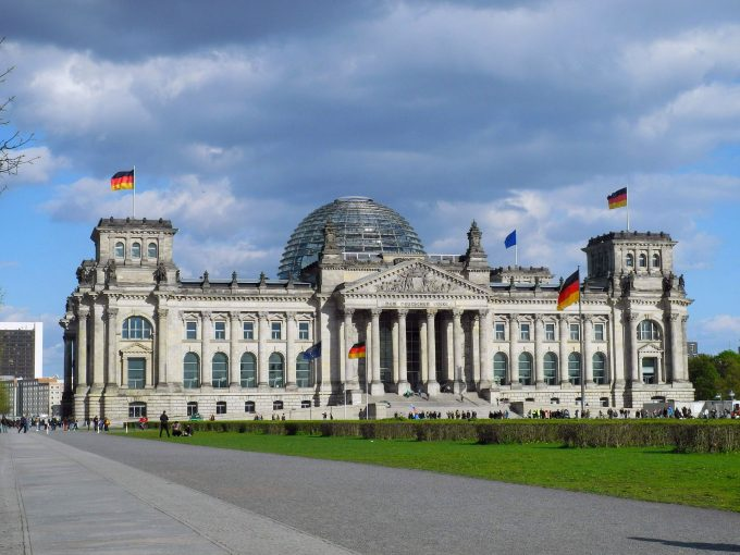 Public Affairs: 4 Propositions about the Unthinkable (German Reichstag)